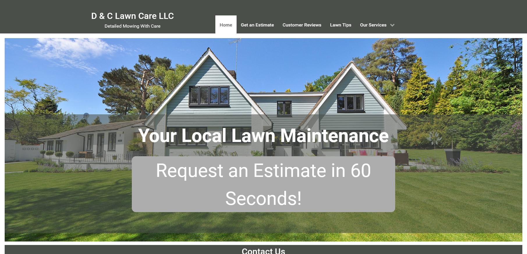 D & C Lawn Care