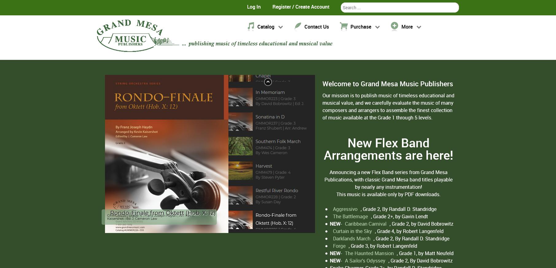Grand Mesa Music Publishers