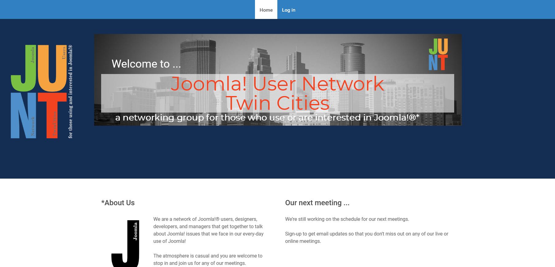 Joomla Twin Cities