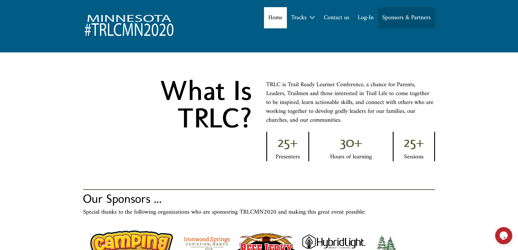 TRLC Minnesota 2020