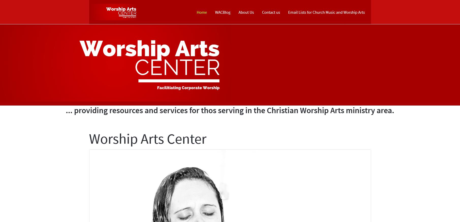 Worship Arts Center
